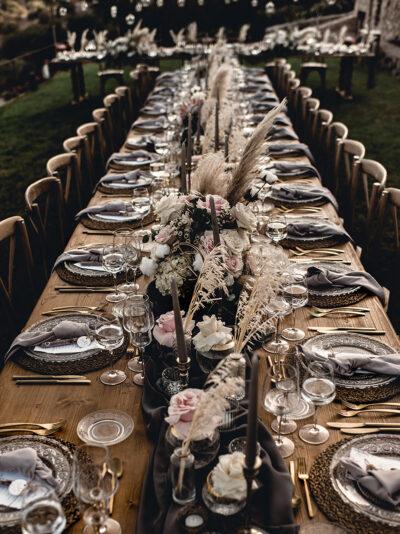 Boho Romance Hochzeit