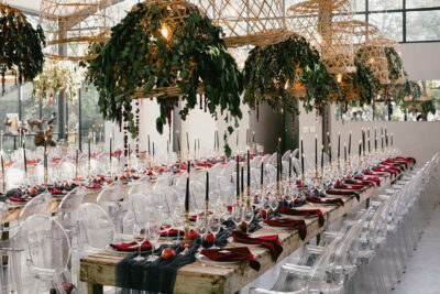 Die schönsten Tischdeko-Ideen für die Hochzeit