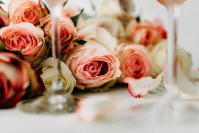 Elegante Hochzeits-Aperitifs mit Lillet