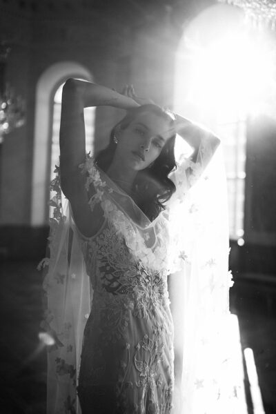 Bridal Editorial: Palace Glam