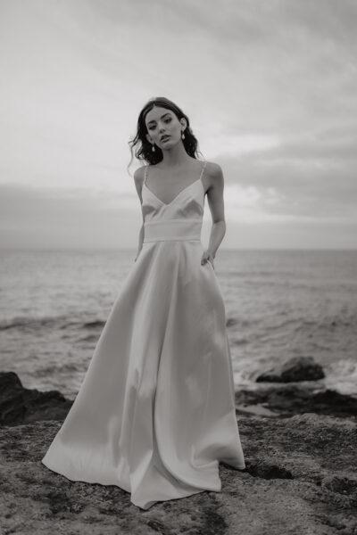Bridal Editorial: Balearic Breeze