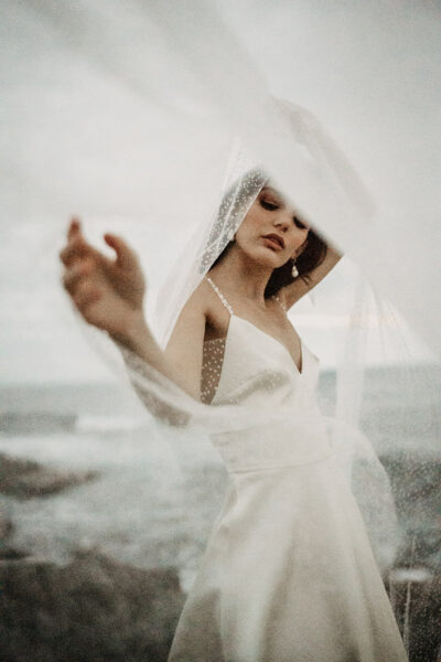 Bridal Editorial: Balearic Breeze