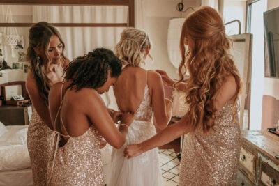 Hochzeit im LADÜ
