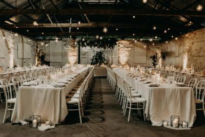 Romantische Hochzeit in Adelaide
