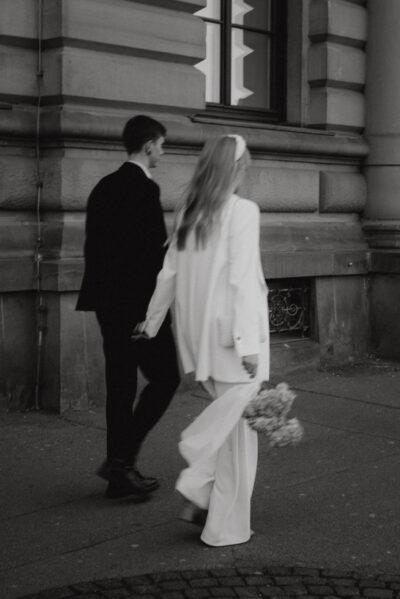 Bridal Editorial: Modern City Bride