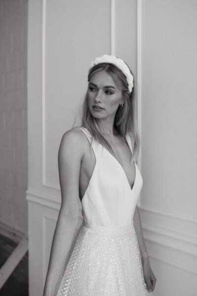 Bridal Editorial: Two times yes!
