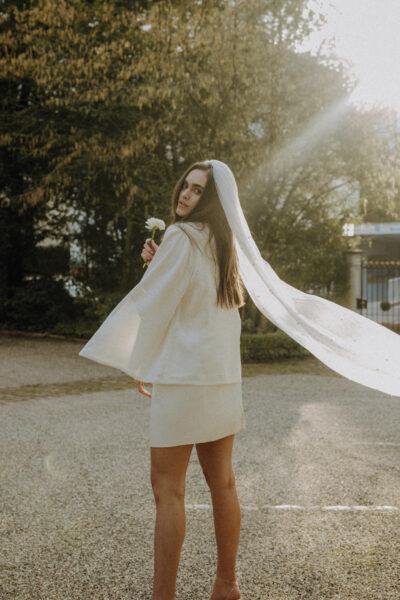 Bridal Editorial: Modern Mini