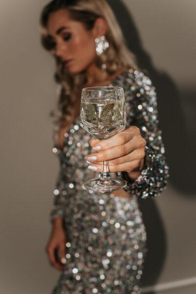 Bridal Editorial: Cool Glam Bride