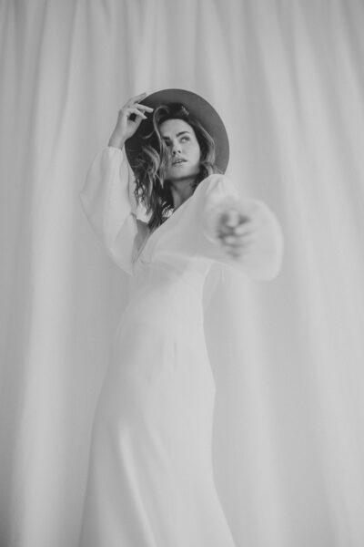 Bridal Editorial: edgy Elegance