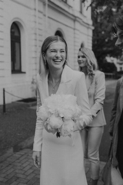Standesamtliche Hochzeit in Altona