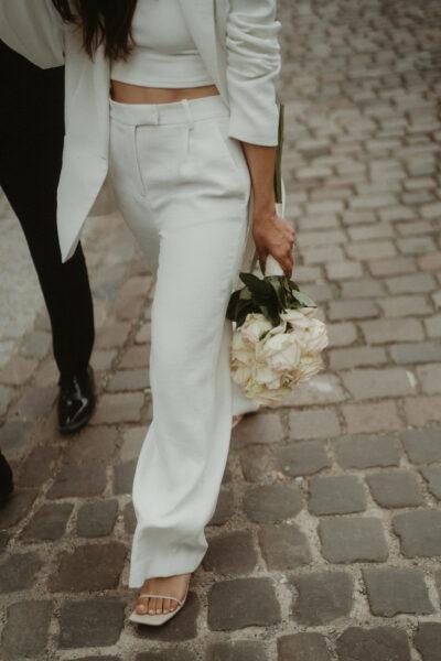 """Standesamtliche Hochzeit """"Just Us"""""""