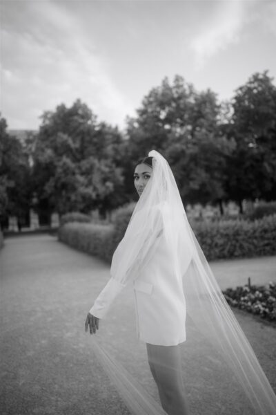 Bridal Editorial: Blazerlove