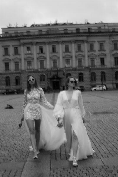 Bridal Editorial: Berlin Melancholia