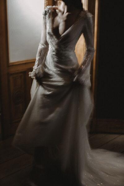 Bridal Editorial: Peony Love