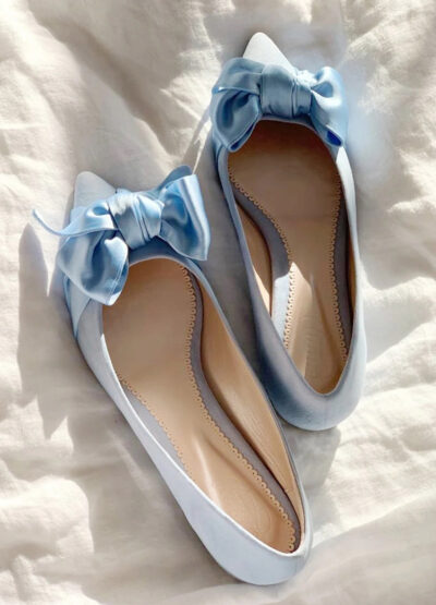 Bridal Picks: Farbige Brautschuhe